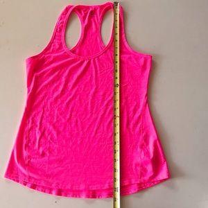 Athleta Tops - 3/$24 Athleta Racer Back Hot Pink Tank Top